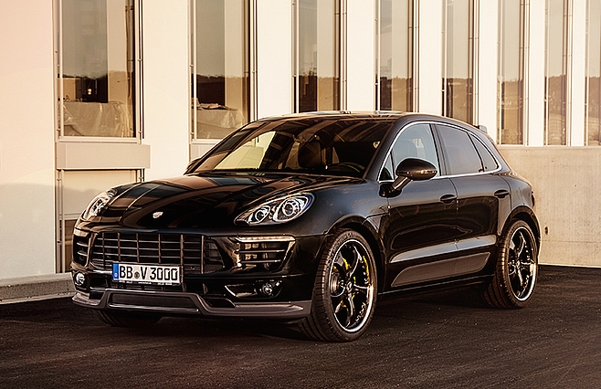 techart porsche macan tuning package unveiled. Black Bedroom Furniture Sets. Home Design Ideas