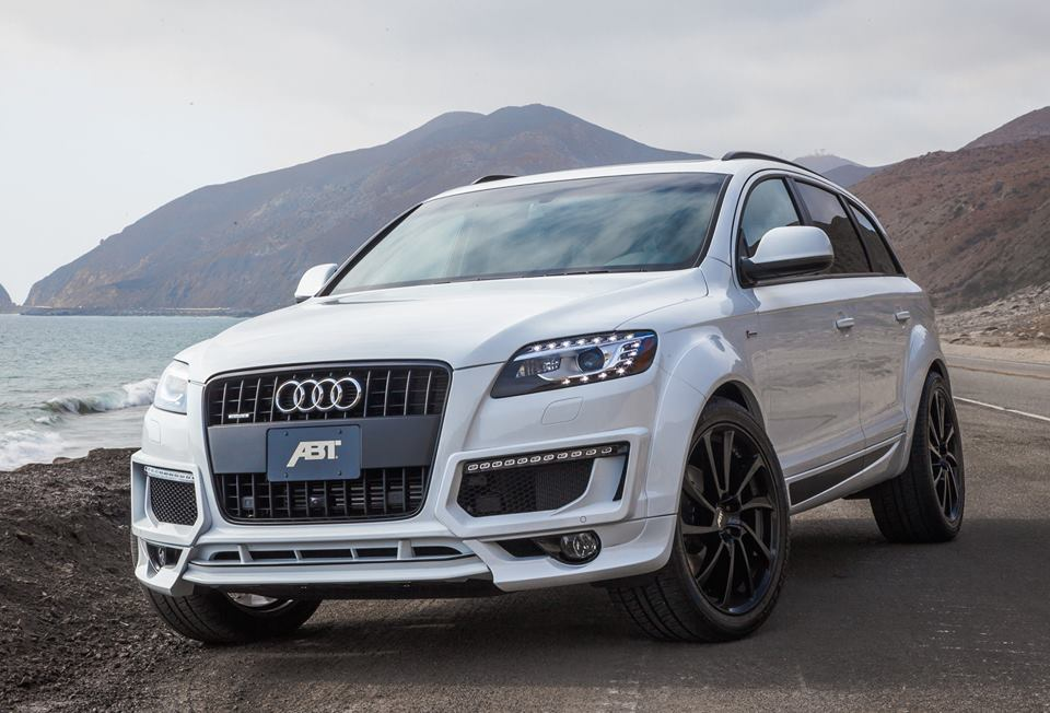 ABT QS7 Shown Off in New Pictures