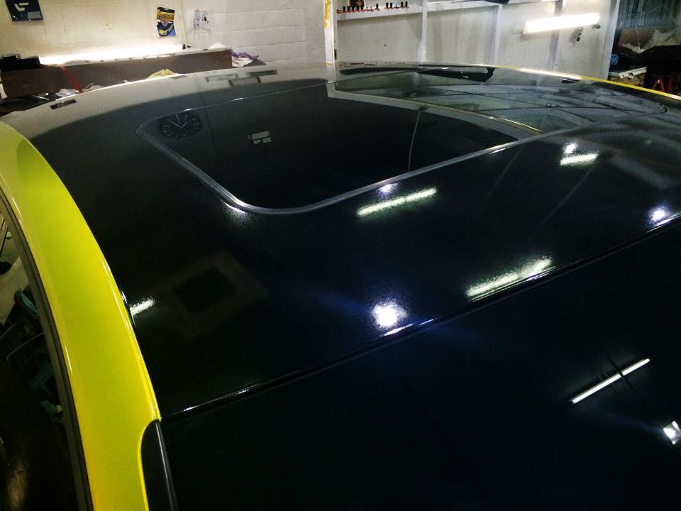 Тонированная крыша Audi S5 Sportback