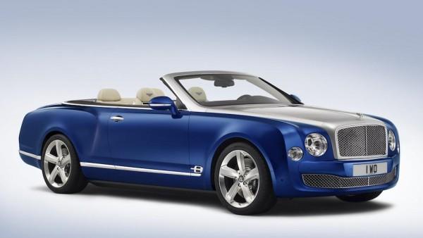 Official: Bentley Grand Convertible