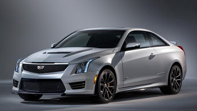 2014 Cadillac Ats Coupe First Photos And Details Upcomingcarshq Com