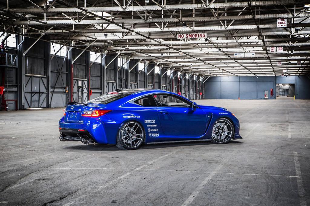 2014 SEMA: Custom Lexus RC Models