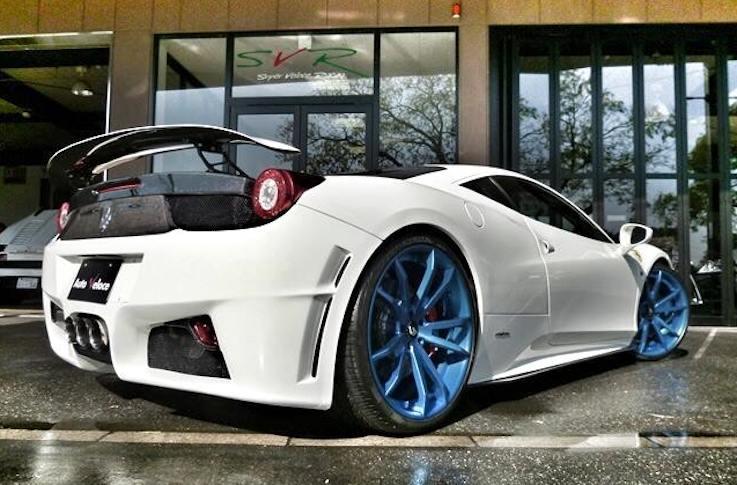 Saleen S7 For Sale >> Ferrari 458 Italia SVR by Auto Veloce