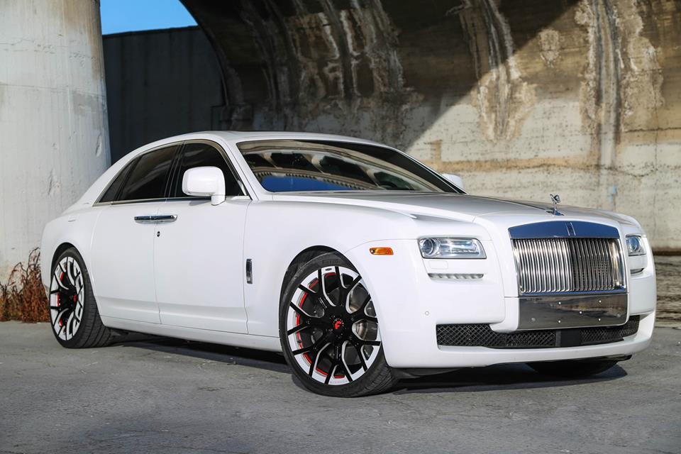 Forgiato Wheels For Rolls Royce Wraith