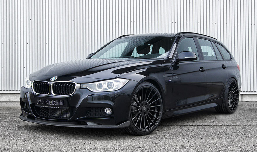 tuningcars hamann bmw 3 series touring upgrade kit. Black Bedroom Furniture Sets. Home Design Ideas