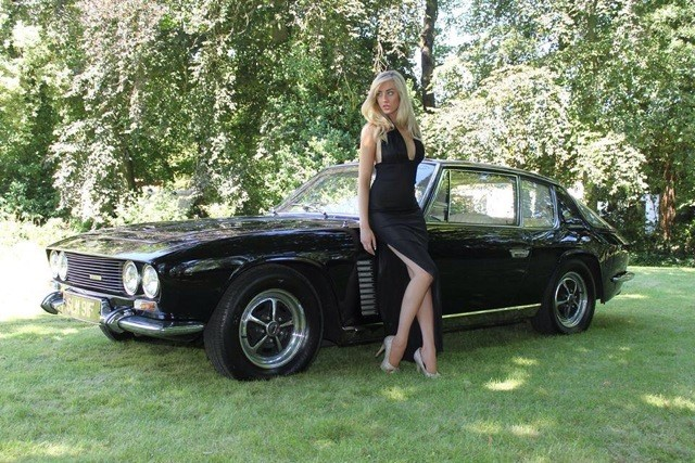 Harriadnie Beau To Unveil New Jensen Ff