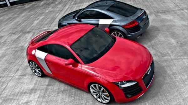 Kahn Design Audi TT-1