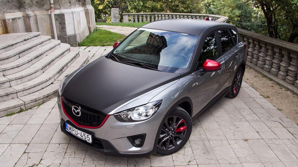 Mazda Cx 5 Totalcar Edition