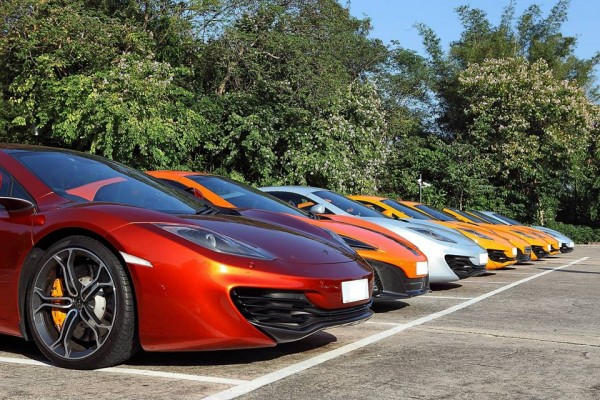 McLaren Club Hong 0 600x400 at Gallery: McLaren Club Hong Kong Launch Drive