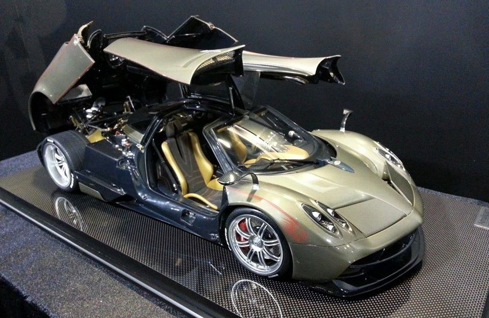 Pagani Huayra Dinastia Edition For China