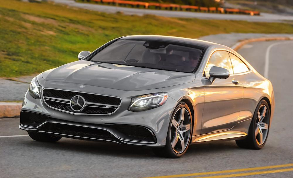 Mercedes s63 amg coupe 4matic for Mercedes benz s63 amg biturbo