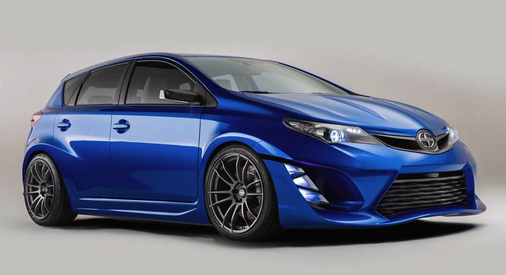 Scion iM Concept 0 at Scion iM Concept Confirmed for Production