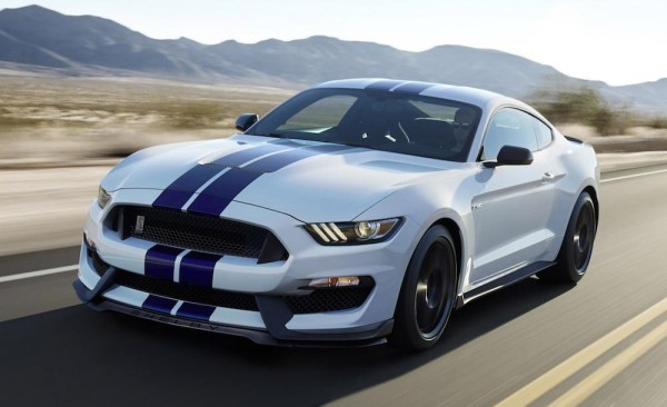 Official: 2015 Shelby GT350 Mustang