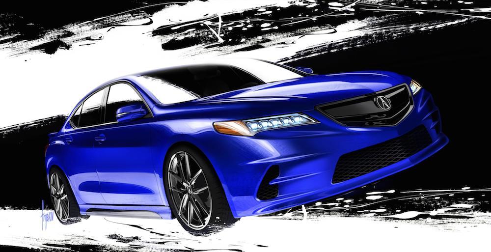 2014 SEMA: Galpin Auto Sports Acura TLX