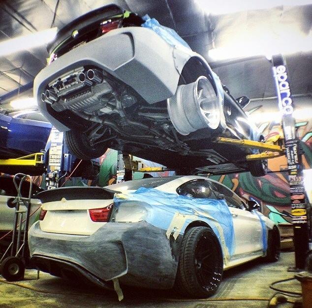 Tuningcars: Liberty Walk BMW M4
