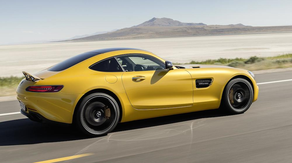 Mercedes amg gt uk pricing details for Mercedes benz gt price
