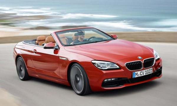 Official: 2015 BMW 6 Series Facelift