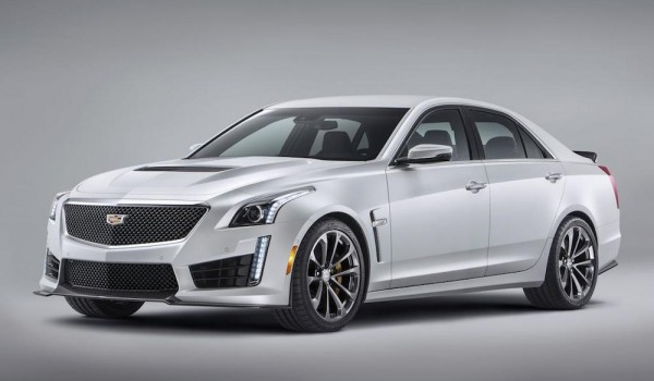 2016 Cadillac CTS V 0 600x350 at Official: 2016 Cadillac CTS V