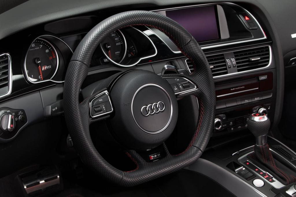 Official: 2015 Audi RS5 Sport Edition