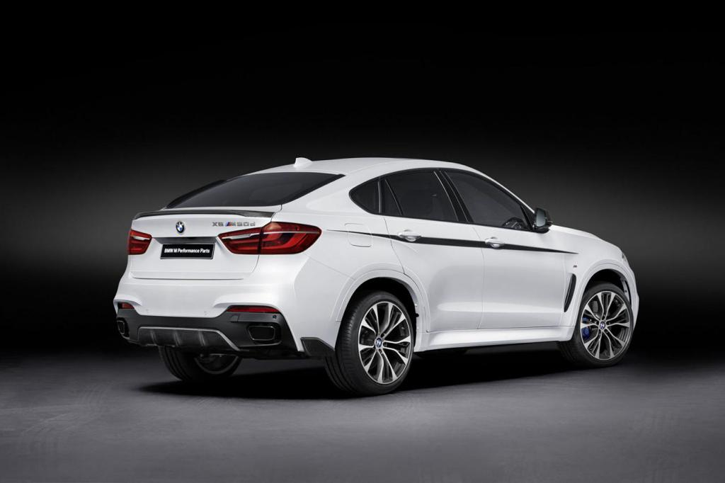 2015 bmw x6 m performance parts revealed. Black Bedroom Furniture Sets. Home Design Ideas