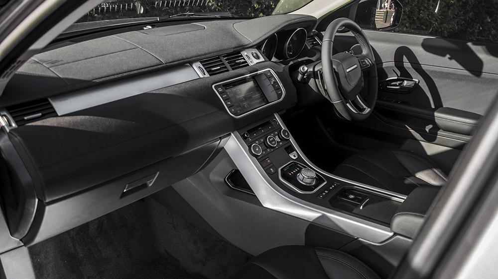Project Kahn Range Rover Evoque In Volcanic Grey