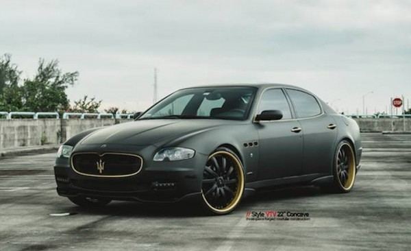 MC Customs Maserati Quattroporte-0