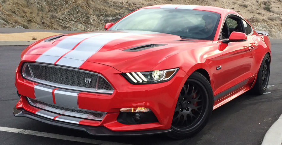 2015 mustang shelby gt spotted in the wild. Black Bedroom Furniture Sets. Home Design Ideas