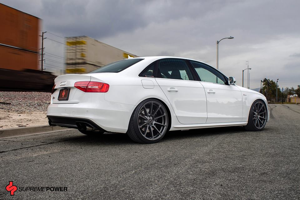 tuningcars tricked out supreme power audi s4. Black Bedroom Furniture Sets. Home Design Ideas