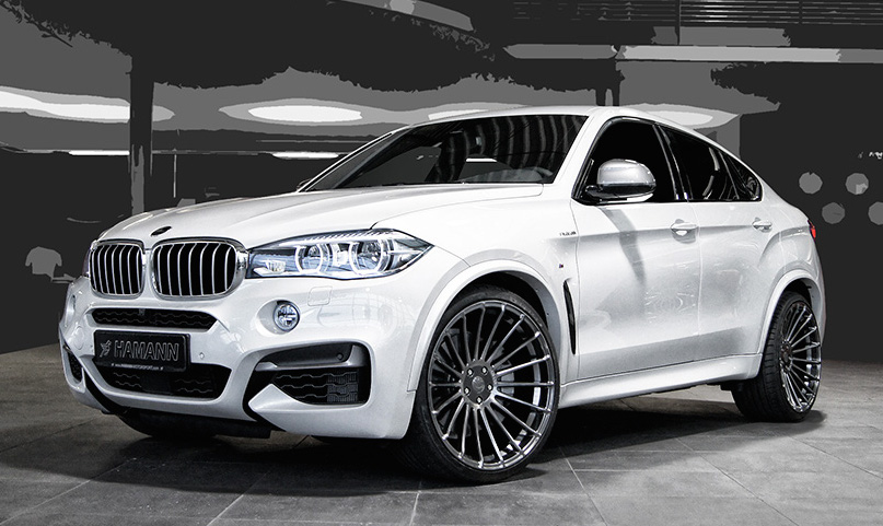 tuningcars hamann wheels for 2015 bmw x6. Black Bedroom Furniture Sets. Home Design Ideas