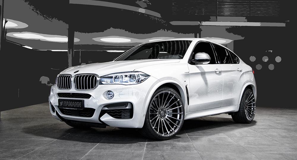 Hamann Wheels For 2015 Bmw X6