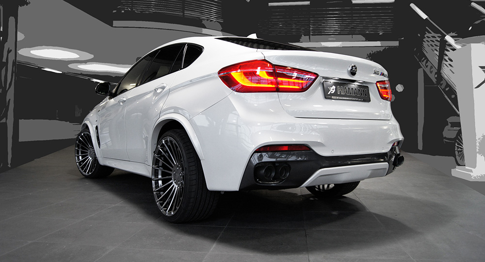 Hamann Wheels For 2015 Bmw X6