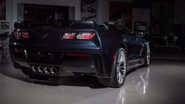 2015 corvette z06 600x337 at Jay Leno Reviews the 2015 Corvette Z06