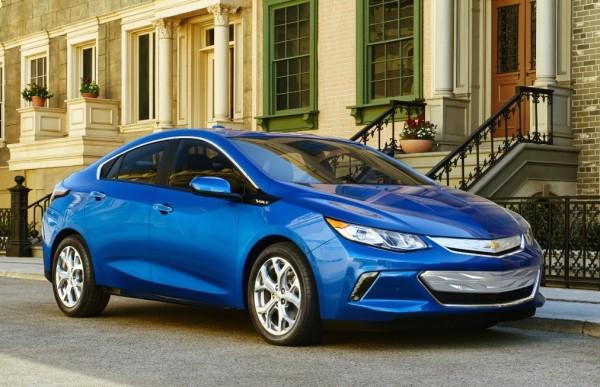 2015 NAIAS: 2016 Chevrolet Volt