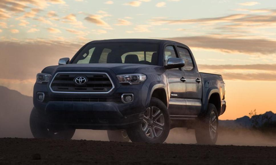 Lastest First Look 2016 Toyota Tacoma  Motorward