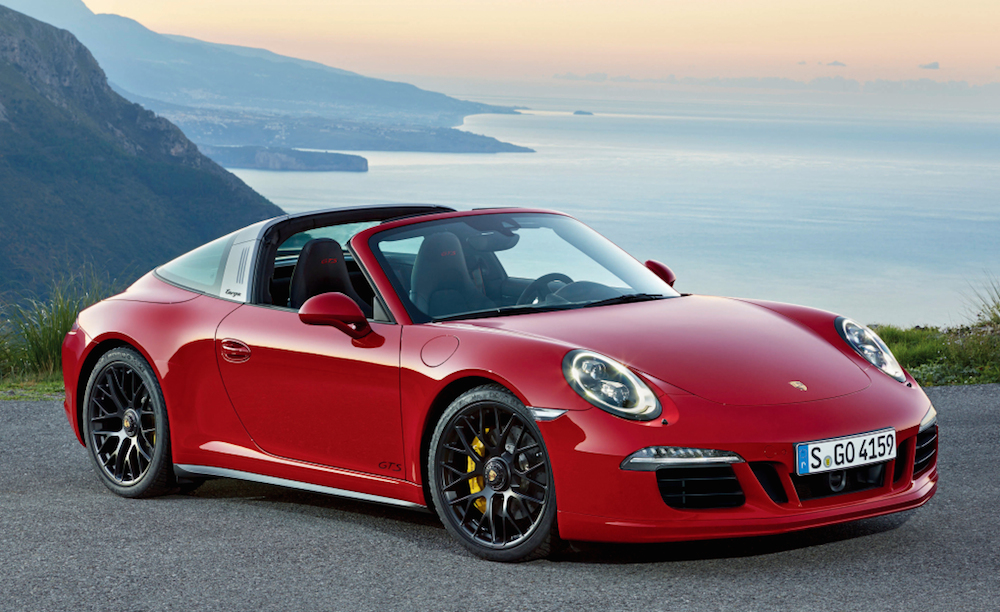 2015 naias porsche 991 targa 4 gts. Black Bedroom Furniture Sets. Home Design Ideas