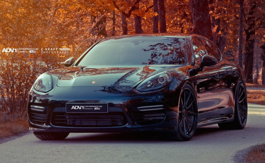 ADV1 Porsche Panamera GTS 0 600x370 At Gallery On Wheels