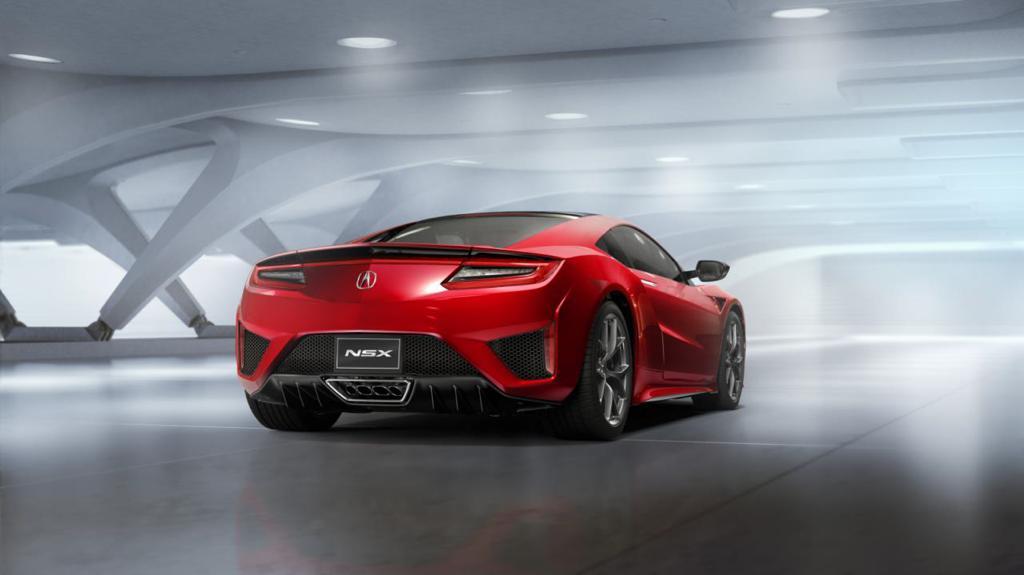 2015 NAIAS: Acura NSX - Production Version