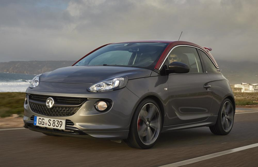 Adam Grand Slam 0 at Opel Adam Grand Slam: Prices and Specs