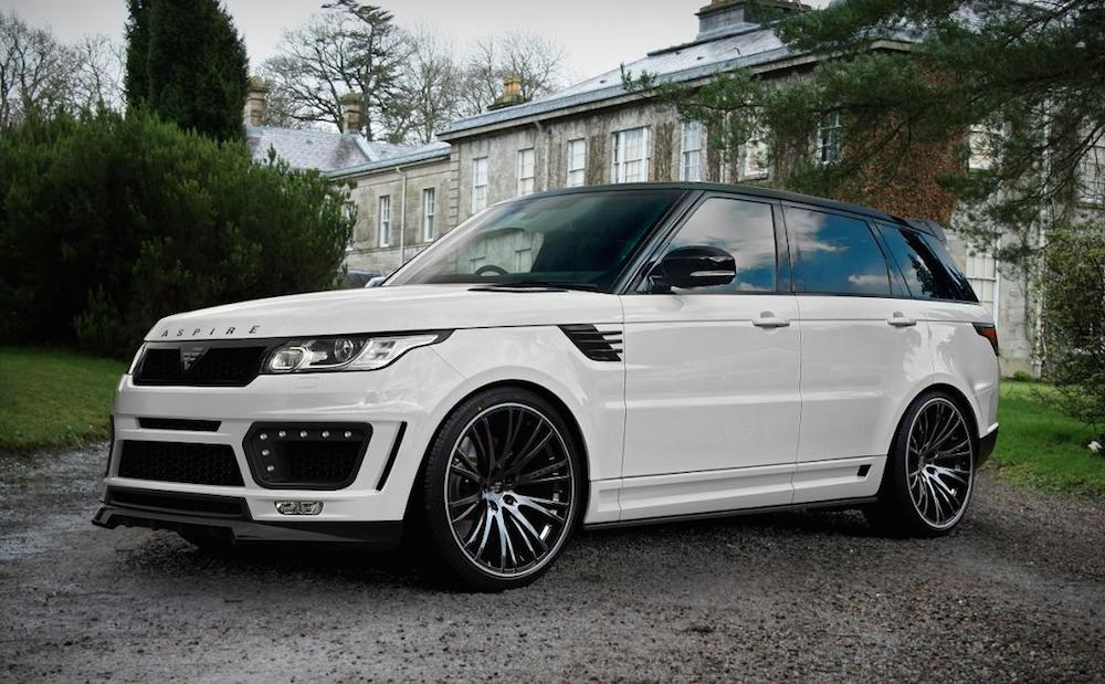 Aspire Design Range Rover Sport Styling Kit