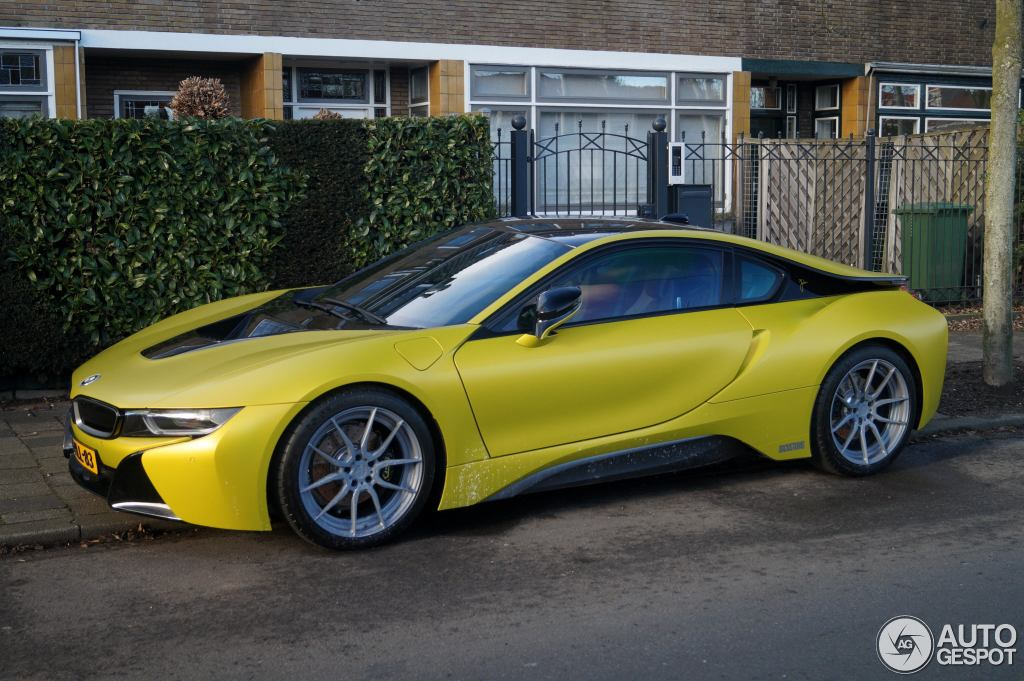 Austin Yellow Bmw I8 Spotted In Netherlands