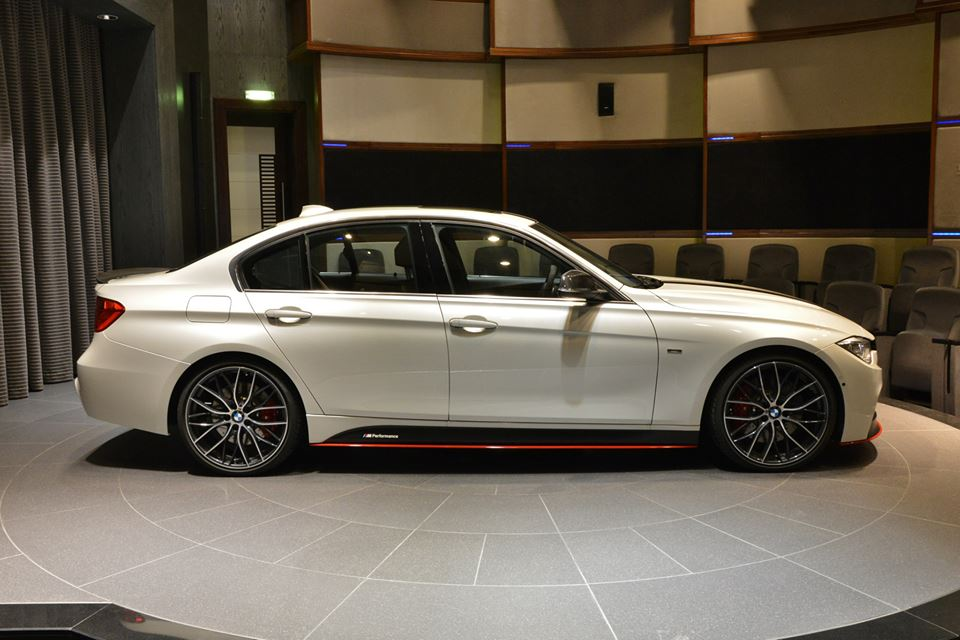 Gallery Bmw 3 Series M Performance Edition