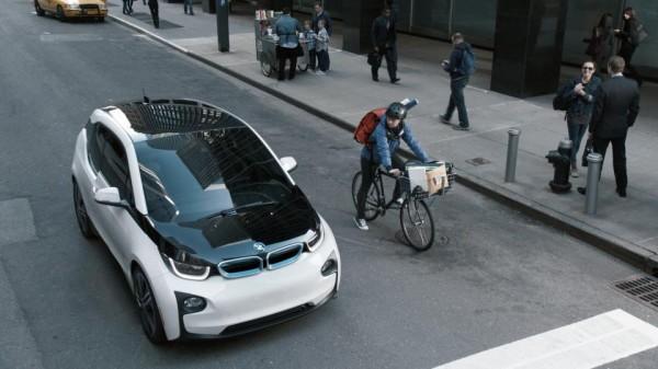 BMW i3 Super Bowl Commercial-1