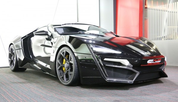 Black Lykan Hypersport 0 600x343 at Black Lykan Hypersport at Alain Class Motors