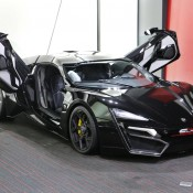 Black Lykan Hypersport 1 175x175 at Black Lykan Hypersport at Alain Class Motors