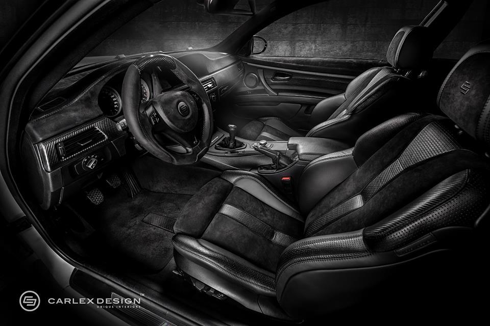 Carlex Design Bmw M3 Quot Black Spinell
