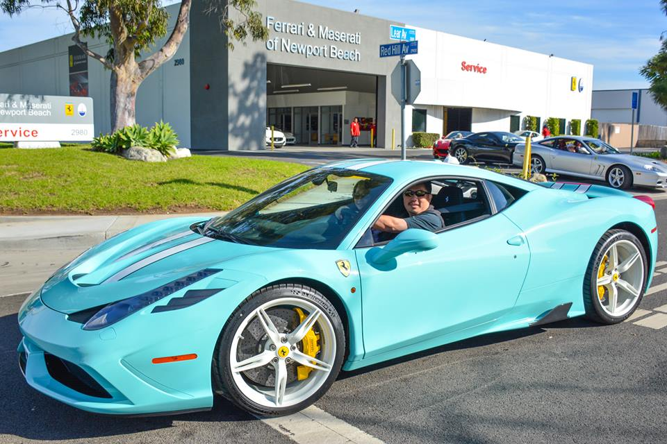 gallery ferrari of newport beach holiday cruise motorward. Cars Review. Best American Auto & Cars Review