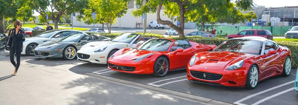 Gallery ferrari of newport beach holiday cruise for Ferrari christmas
