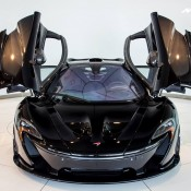 Fire Black McLaren P1 1 175x175 at Up Close with Fire Black McLaren P1