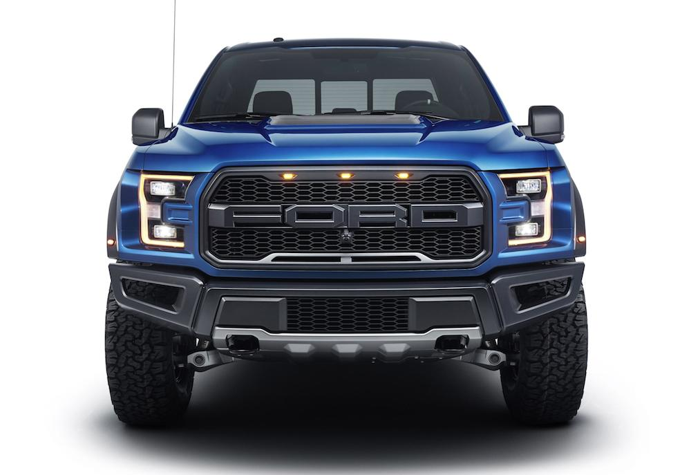 2015 NAIAS: Ford F 150 Raptor