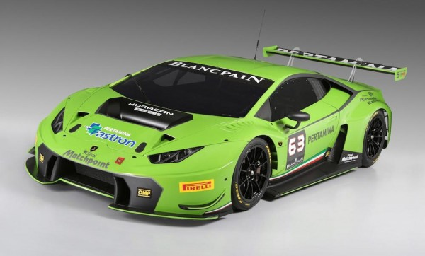 Official: Lamborghini Huracan GT3